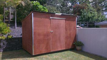 Padden Builders Funky Sheds that will fit perfectly in your backyard